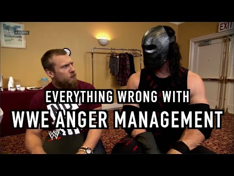 Episode #353: Everything Wrong With WWE Segments: ANGER MANAGEMENT (2012)