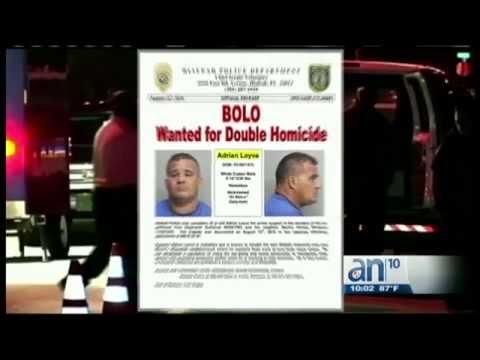 Policía intensifica la búsqueda del hombre sospechoso de asesinar a dos mujeres en Hialeah