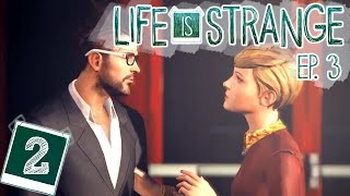 Life is Strange Let's Play [Ep 3: Chaos Theory] Blind Part 2 - Suspicious Relations [LIS Gameplay]