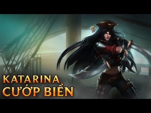 Katarina Cướp Biển