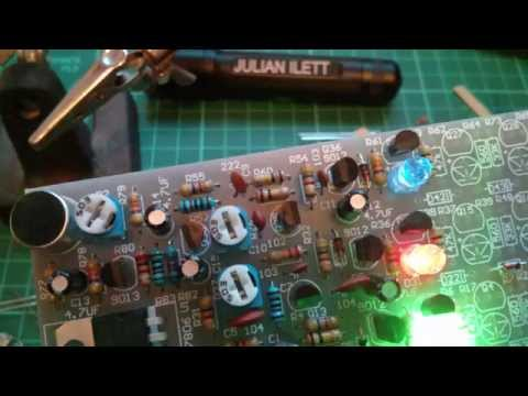 Basic Electronics: Kit Build #2 – LEDs, Microphone & Dance Music