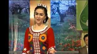 آهنگ جوره جان با صدای زیبای خواننده تاجیک نگینه امانقلوا