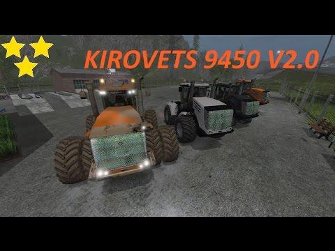 Kirovets 9450 v2.0