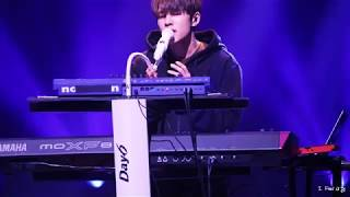 180120) 데이식스(Day6) - 노력해볼게요 @ Every DAY6 In BUSAN (Wonpil Focus)