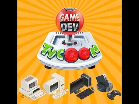 Поигрушки в (Game Dev Tycoon) продолжаем творить шедевры (видео)
