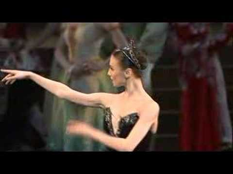 Svetlana Zakharova and Roberto Bolle@Swan Lake
