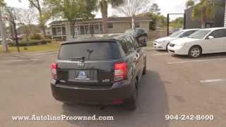 Autoline Preowned  2008 Scion XD For Sale Used Walk Around Review Test Drive Jacksonville