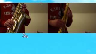 Hikaru nara - Saxophone (Your Lie in April) w/ Sheet Music