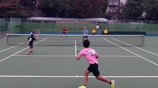 Video [すごプレ13]ソフトテニス日本代表選考会2015 船水(雄)九島ー安藤安藤 MP3, 3GP, MP4, WEBM, AVI, FLV Agustus 2018