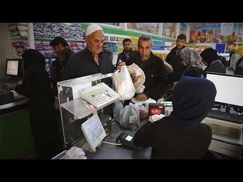 Τουρκία: e-food cards για τους πρόσφυγες