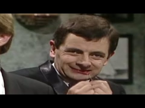 Mr Bean - Tooth care
