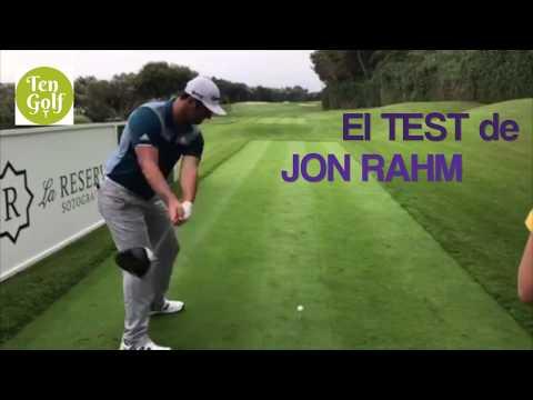 ¿Quién es el mejor pateador del mundo para Jon Rahm?