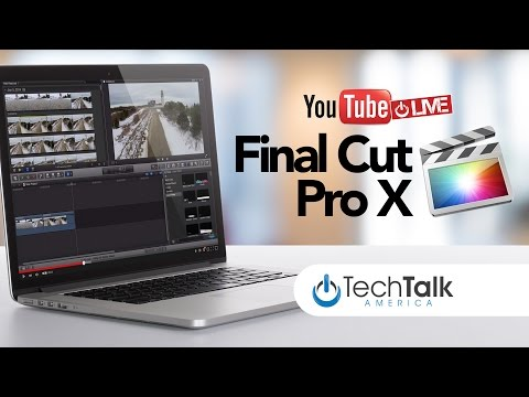 Final Cut Pro X Tutorial