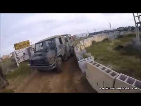 9° Incursori Softair Roma - Video: Campo Praesidium