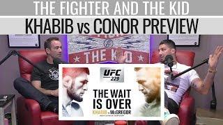 Video Conor vs Khabib Breakdown | UFC 229 | TFATK Highlight MP3, 3GP, MP4, WEBM, AVI, FLV Mei 2019