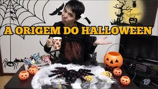 A ORIGEM DO HALLOWEEN - CELSO CATHCART JR.