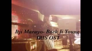 Nonton Itji Marayo (Don't forget) - Baek Ji Young Cover by Dorlyn Alfer Film Subtitle Indonesia Streaming Movie Download