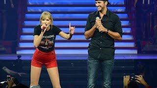 Video Taylor Swift Ft.Luke Bryan - I Don't Want This Night to End (DVD The RED Tour) Bônus MP3, 3GP, MP4, WEBM, AVI, FLV Maret 2018