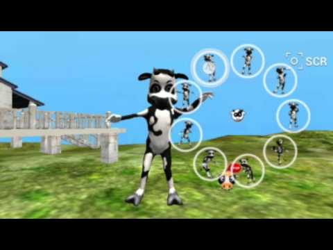 Video of Dancing Cow