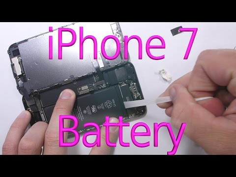 Akku für iPhone 7 selber wechseln… unter 25 Euro!