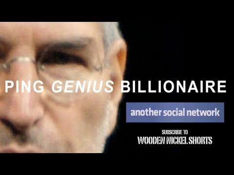 The Ping Network: parodía del trailer de la película de Facebook