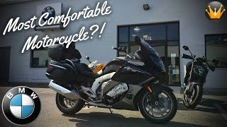 5. 2016 BMW K1600 GTL | First Ride & Review