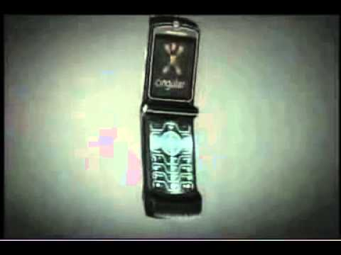 Музыка из рекламы motorola razr v3 скачать