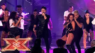 Video Little Mix bring the Power & CNCO to The X Factor Final! | Final | The X Factor 2017 MP3, 3GP, MP4, WEBM, AVI, FLV Desember 2017