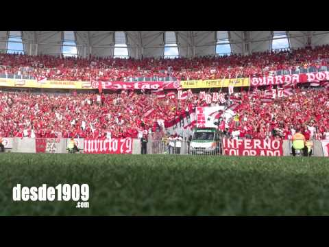 Vs Coritiba - BR15 - Vamo vamo Inter - Guarda Popular do Inter - Internacional