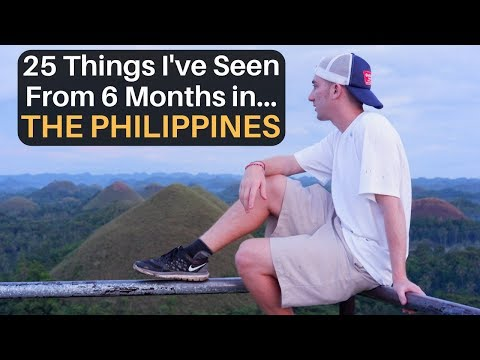 25 Things I've Seen from 6 Months in THE PHILIPPINES