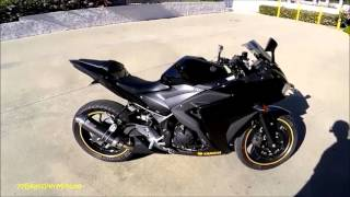 6. 2015 Yamaha R3 - 700 MILE REVIEW