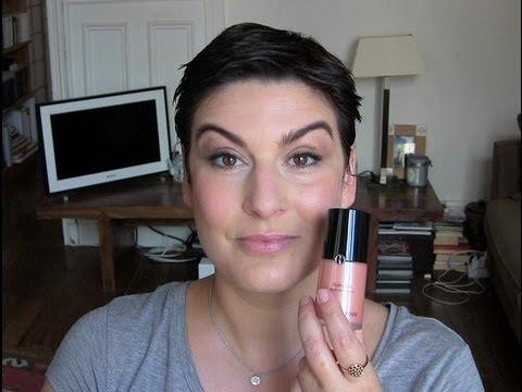 beaute Le nouveau Fluide Embellisseur Armani maquillage