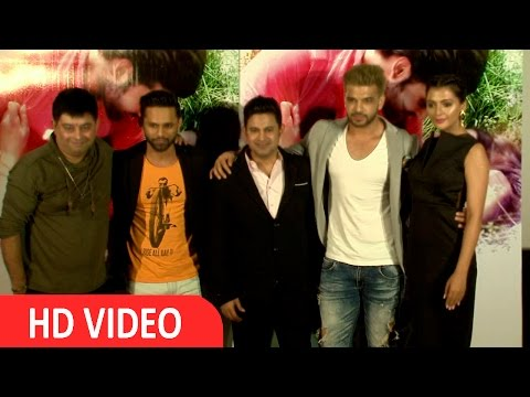 Karan Kundra, Ruhi Singh & Jeet Gannguli At Launch Of T-Series Single Do Chaar Din