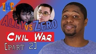 The 2GG: Civil War begins on March 24th. Whose side are you on? subscribe for more funny videos!Subscribe! ► http://bit.ly/1MKdsxgFollow me on Twitter! ► https://twitter.com/MightyKeefTwitch! ► https://www.twitch.tv/mightykeef