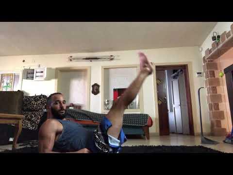 להתרענן באימון קל עם נדים