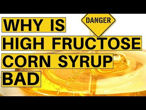 Why Is High Fructose Corn Syrup Bad - Dangers And Side Effects Of HFCS