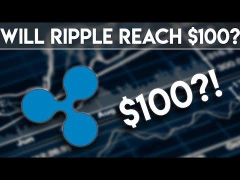 РИПЛ БУДЕТ СТОИТЬ 100$ долларов!? Прогноз курса Ripple XPR на 2018 год