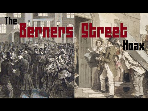 Explained: The Berners Street Hoax