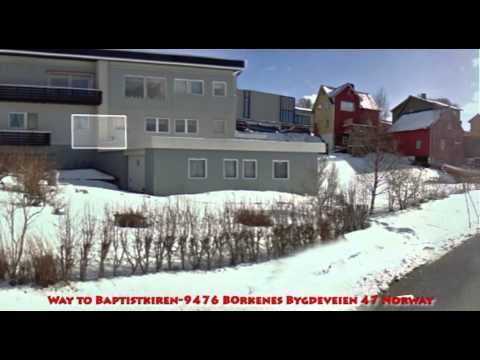 Baptist Kiren Borkenes Norway