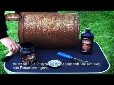 Erstaunlich-Demovideo-Rost-entfernen-Rustyco-Rostentferner - Mit Untertiteln