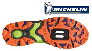 MTB Shoes: Northwave Spider 2 - Crossbow Michelin Sole