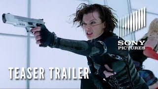 Resident Evil: Retribution (3D) - Teaser