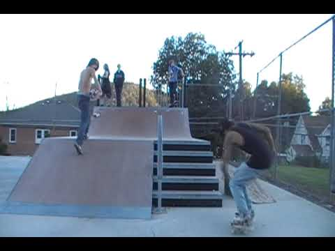 marion skate park homies