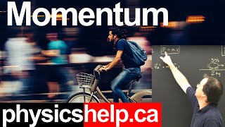 Physics Tutorial Lesson:  Momentum Part 1 High School&College Tutorial