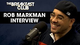 Rob Markman Talks Hip-Hop Journalism And Releasing His First EP As A Rapper