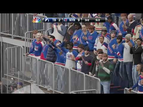 "NHL 15 Highlight Reel ""Dirty Goals"""