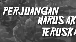 Des Panik! - 'Pelarian' (Official Lyric Video)