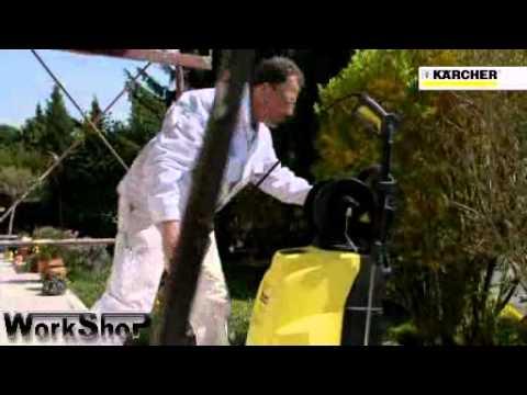 Idropulitrice ad acqua calda KARCHER professional HDS 5-11
