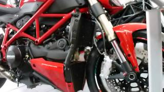 10. 2012 Ducati Streetfighter 848 132 Hp * see also Playlist