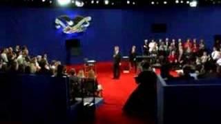 2008 Vice Presidential Debate Announcement (WUSTL)